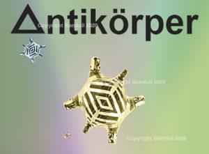 Kunst-Aktion Antikörper von Koy Bendull